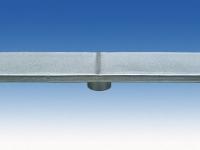 fluidizing plate, porous metal, 316SS