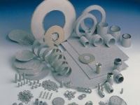 porous metal products overview, 316SS