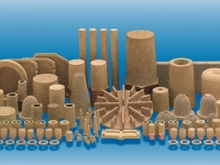 porous Bronze products overview