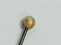 porous burner-sphere