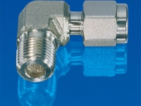 flow restrictor fitting assembly