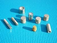 porous-metal filter components